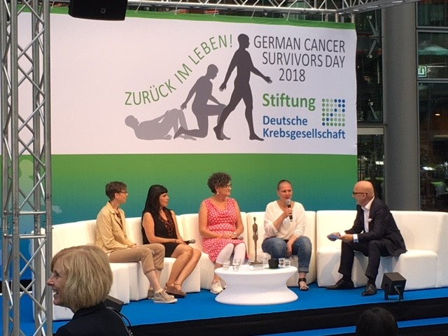4. German Cancer Survivors Day